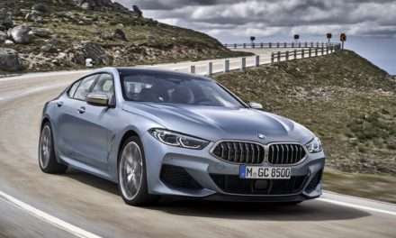 THE ALL-NEW BMW 8 SERIES GRAN COUPÉ