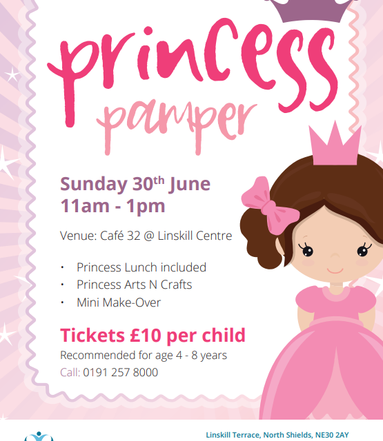 Princess Pamper