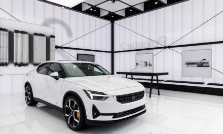 POLESTAR 2 ROADSHOW ARRIVES IN ENGLAND AT GOODWOOD FESTIVAL OF SPEED