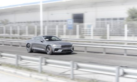 POLESTAR 1 ENTERS FINAL PROTOTYPE STAGE BEFORE PRODUCTION START