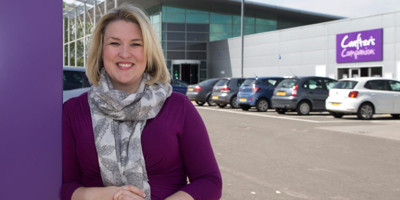 Crafter's Companion founder named in prestigious table of female business leaders