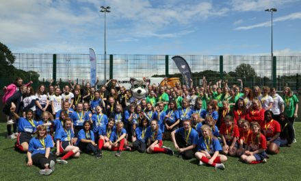 Tees Valley School Games takes gold for inspiring school children to get into sport.