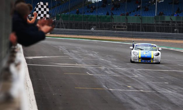 Double Silverstone Success For North East Racer McKenna