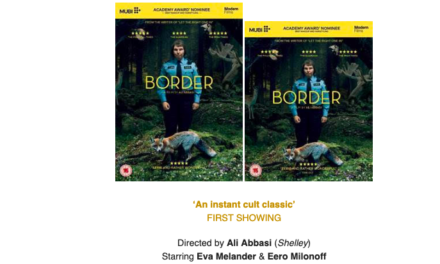 Oscar-nominated BORDER / on DVD & Blu-ray 15 July 2019