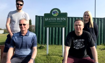 Junior Cricket Returns At Seaton Burn Thanks To Banks Group Grant Support