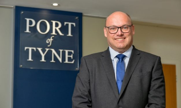 NEW DIRECTOR JOINS PORT OF TYNE