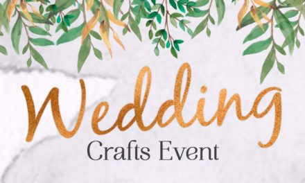 Crafter's Companion Newton Aycliffe hosts wedding crafts event