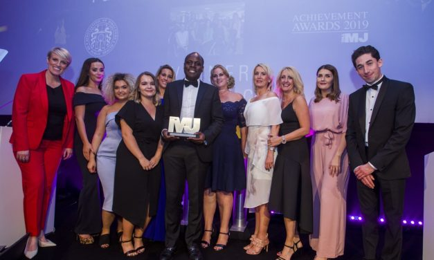 Middlesbrough's Live Well Centre wins national award