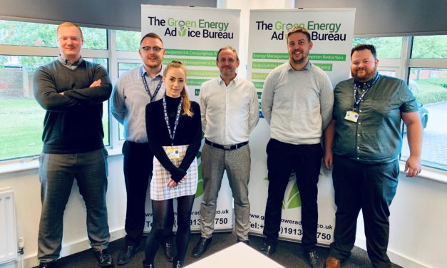 North East energy firm The Green Energy Advice Bureau is offering more than 10 superb careers