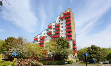 Iconic Byker building awarded regeneration accolade