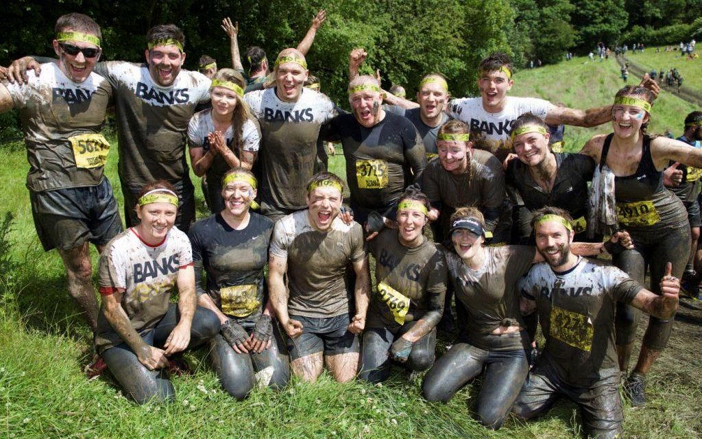 Banks Group Staff Getting Active To Boost Samaritans Fundraising Total