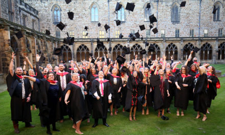 Bishop praises graduates at Durham Cathedral ceremony