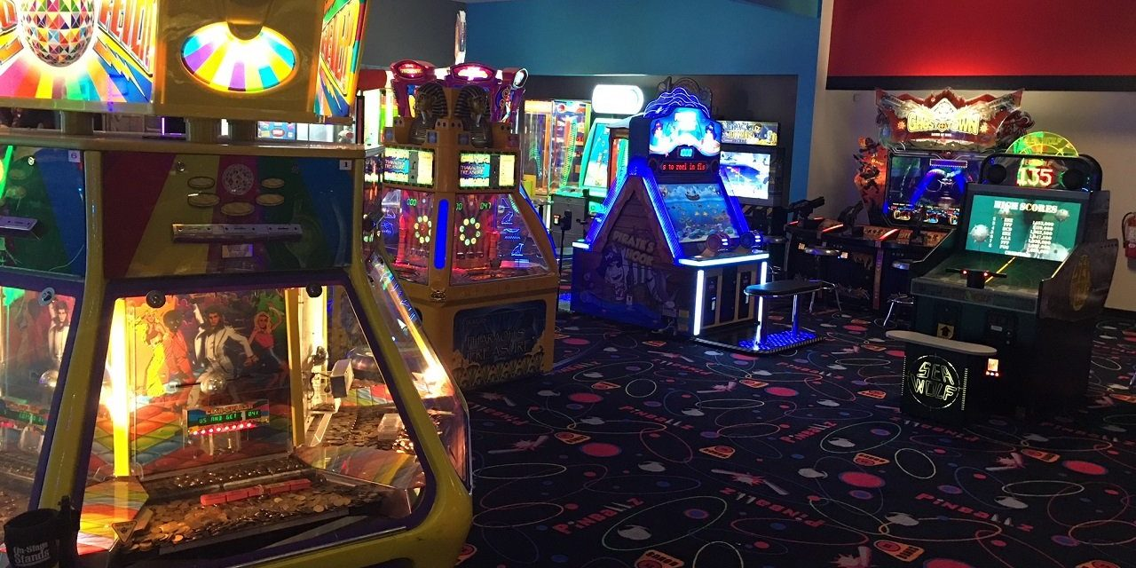Top Considerations for Buying Arcade Games When You're Starting a Business