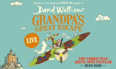 Nigel Planer to Play Grandpa in David Walliams' Grandpa's Great Escape Live Arena Tour