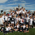Drake triumph in first double sports day