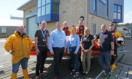EDF Renewables UK agree to support Blyth RNLI