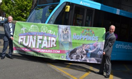 HOP ON THE BUS WITH ARRIVA THE WEEK OF THE HOPPINGS