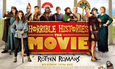 8 of 10 HORRIBLE HISTORIES: THE MOVIE – ROTTEN ROMANS – Official Trailer & Poster Released