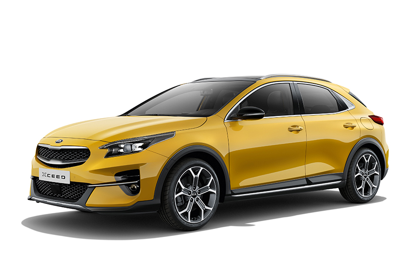 KIA XCEED: AN URBAN CROSSOVER COMBINING SUV PRACTICALITY WITH THE HANDLING AND PACKAGING OF A HATCHBACK