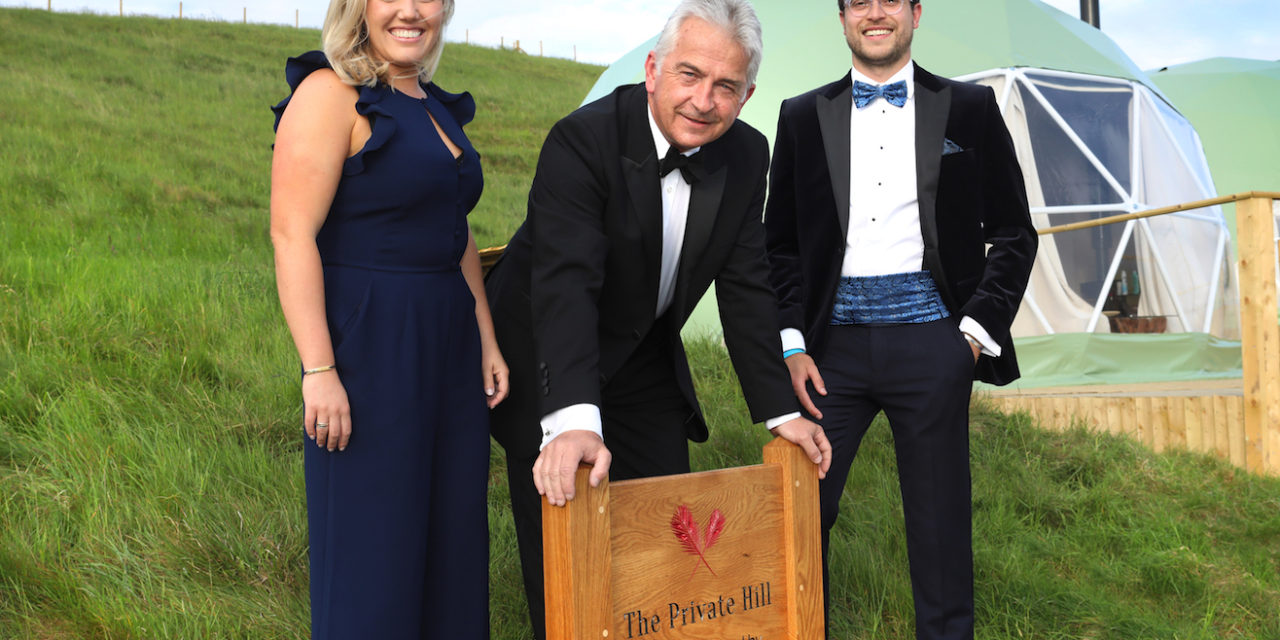 The Private Hill Officially Opened By MP At Inaugural Event