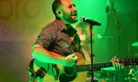 NORTH EAST SINGER RETURNS TO HIS ROOTS FROM DOWN UNDER…