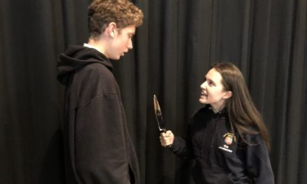 Ripon Grammar students get to grips with classic tragedy