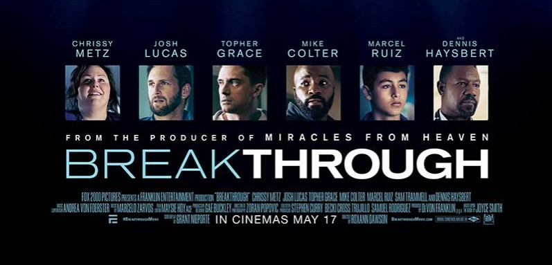 BREAKTHROUGH – TWENTIETH CENTURY FOX