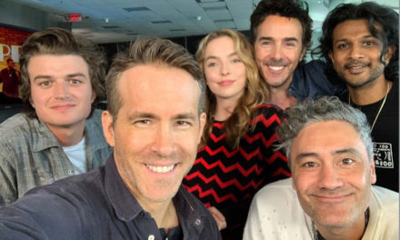 """""""FREE GUY,"""" ADVENTURE-COMEDY STARRING RYAN REYNOLDS AND DIRECTED BY SHAWN LEVY, BEGINS PRINCIPAL PHOTOGRAPHY IN BOSTON"""