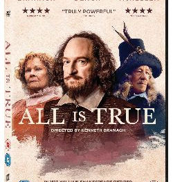 ALL IS TRUE – Available on Digital Download on June 3rd and on DVD on June 10th