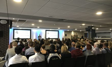 The region's biggest pharmacy research conference attracts hundreds of delegates