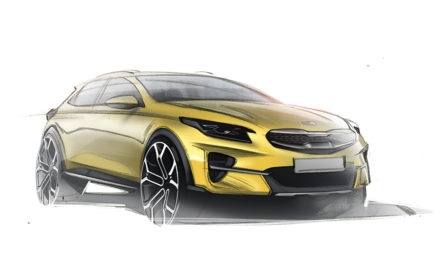 EUROPEAN DESIGNERS REVEAL INSPIRATION FOR KIA XCEED