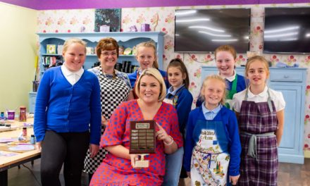 Coundon school children craft their way to business success