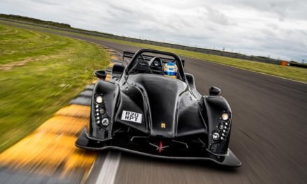 RADICAL UNLEASHES RACE-BRED ROAD-LEGAL RAPTURE