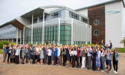 It's official! Sunderland College is College of the Year