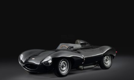 FIRST PRODUCTION JAGUAR D-TYPE AND 15TH E-TYPE JOIN CONCOURS OF ELEGANCE