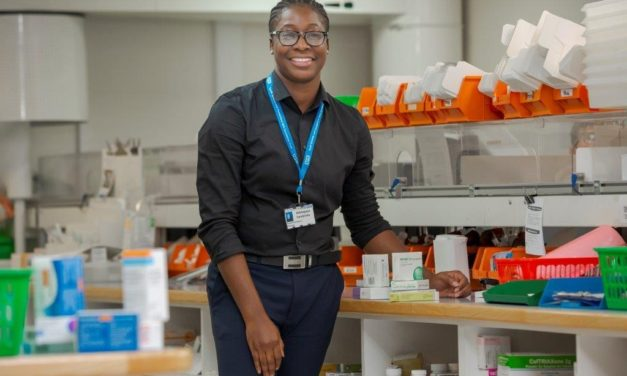Royal Pharmaceutical Society prize for first class Jamaican student