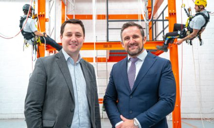 Industry careers on the climb as Tees Valley Mayor inaugurates new Rope Access & Careers Skill Academy