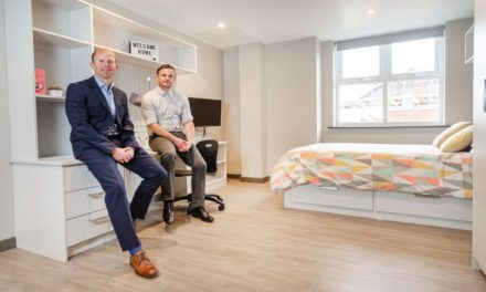 Walton Robinson delivers speedy full letting of High Street Group's first student accommodation in Newcastle
