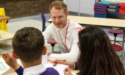 Nuffield Health inspires future healthcare professionals at career event