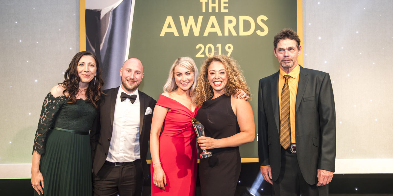 Three Golds for Region at National Awards