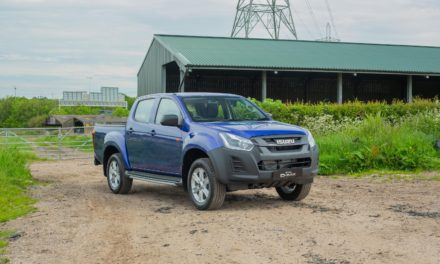 WORK SMARTER WITH THE NEW ISUZU D-MAX WORKMAN+