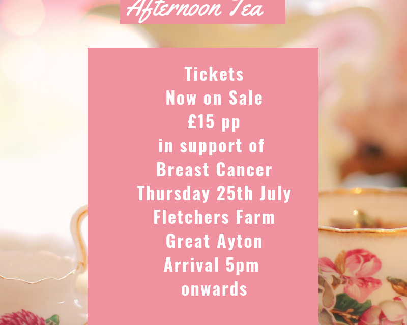 Taylor Rose TTKW Solicitors Annual Afternoon Tea in aid of Breast Cancer