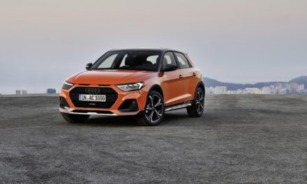 FOR THE URBAN JUNGLE – THE NEW AUDI A1 CITYCARVER