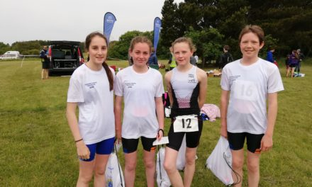 ALNWICK JUNIOR TRI RETURNS FOR FOURTH SUCCESSFUL YEAR