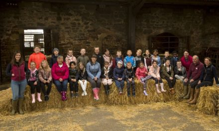 From city streets to country lanes: schoolchildren get down on the farm