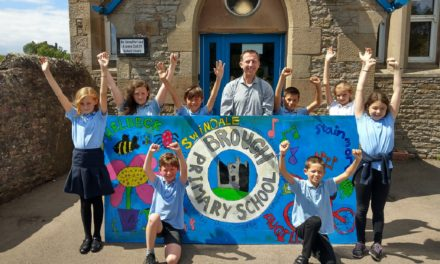 Brough Primary celebrates excellent SATs results