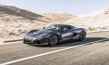 RIMAC AUTOMOBILI TO DEBUT THRILLING RIMAC C_TWO HYPERCAR AT SALON PRIVÉ