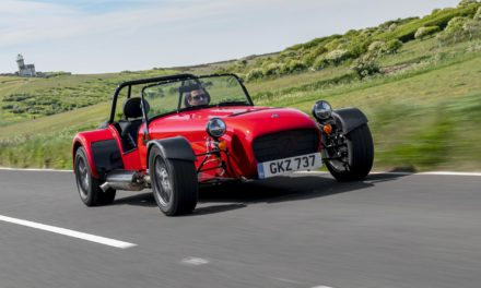 CATERHAM LAUNCHES CSR VERSION OF MOST POWERFUL SEVEN