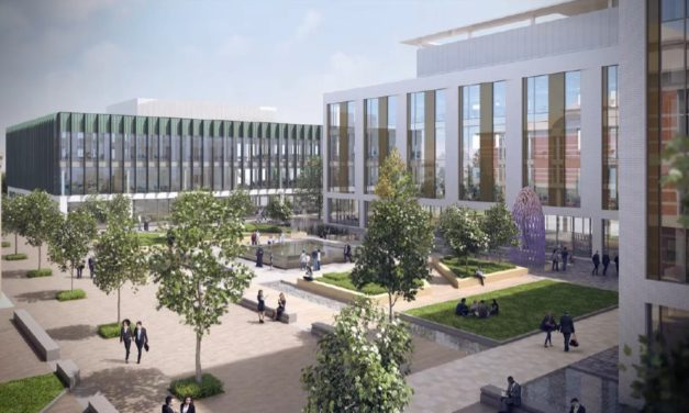 Behind the scenes look at Middlesbrough's new office showpiece