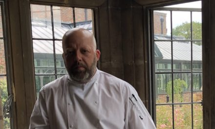 Gisborough Hall welcomes new head chef- with Royal connections